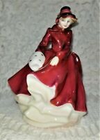 "Royal Doulton Emma 4"" Bone China Figurine - HN3208 - Adrian Hughes"