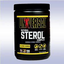 UNIVERSAL NUTRITION NATURAL STEROL COMPLEX (100 TABLETS) animal anabolic boost