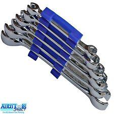 6 pezzi chiave dado svasato Set di chiavi FRENO INIEZIONE GAS TUBI 6-24mm