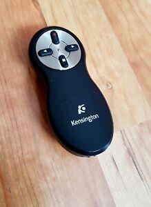 Kensington 33374 ....kabelloser Presenter mit rotem Laser