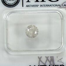 Diamond - 0.62 ct - Brilliant - I - I3,AIG  cert. D90805573BE