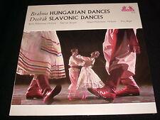 BRAHMS°HUNGARIAN DANCES<>PAUL VAN KEMPEN<>SEALED Lp VINYL~Canada Pressing~89 565