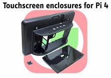 Raspberry Pi 4 Touchscreen case - Black