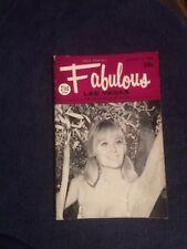 Fabulous Las Vegas Magazine Fats Domino Line Renaud Sharon Coffman More 1/4/1969