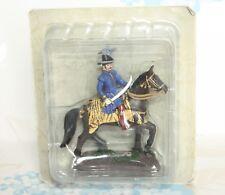 EAGLEMOSS DIE-CAST Napoleón caballería Figura Soldado