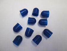 10mm tappi in gomma blu/Copertura per cruscotto, strumento e PANNELLO LAMPADINE X 10