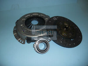 Clutch Set 3 Pieces For Suzuki Grand Vitara 2.0 Petrol 94 Kw Sivar K830313