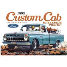 Moebius Models 1965 Ford Custom CAB Styleside Pickup 1/25 1234 Model Kit