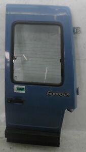 FIAT Fiorino Kasten 146 Hecktür rechts Tür hinten rechts Beifahrerseite Blau