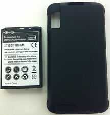 NEW 3500mAH extended battery Motorola Atrix 4G MB860 + Back Cover