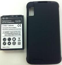 NEW 3500mAH extended battery Motorola Atrix 4G MB860 + Back Cover