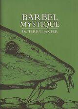 BAXTER TERRY LITTLE EGRET FISHING BOOK BARBEL MYSTIQUE hardback limited signed