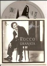 ROCCO GRANATA - ti amo CD SINGLE 2TR CARDSLEEVE 1995 RARE!!