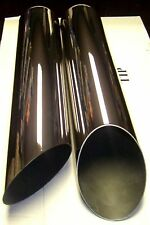"""3"""" x 16"""" stainless polished exhaust tips custom -- exhaust Look!!"""