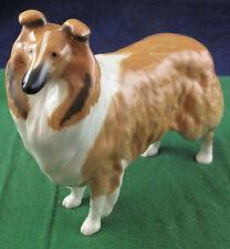Beswick Collie Dog Lochinvar of Ladypark figurine made in England usc mj206