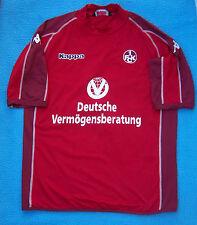 Orig.Trikot   1.FC KAISERSLAUTERN  // KAPPA  //  Größe XXL  -  Rot  !!  SELTEN