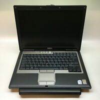 WINDOWS XP 32 BIT DELL LATITUDE D620 LAPTOP PC COMPUTER INTEL 1.66GHz 2GB 60GB