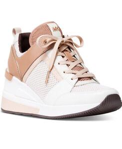 Michael Kors Georgie Trainer Sneaker Size 6 ❤️❤️❤️❤️