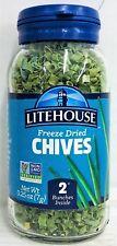 Litehouse Freeze Dried Chives 0.25 oz Jar Lighthouse