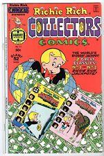 Harvey's Collectors Comics #11 Featuring Richie Rich Jackpots, VF Condition'
