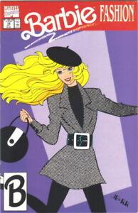 Barbie Fashion Comic Book #10 Marvel Comics/Mattel 1991 NEAR MINT NEW UNREAD