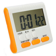 Minuterie d'oeuf numerique / Minuterie de cuisine avec une alarme sonore, f P5S4