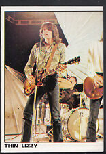 Panini 1980 Rock & Pop Collection - Sticker No 47 - Thin Lizzy