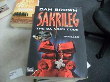 Sakrileg / Robert Langdon Bd.2 von Dan Brown