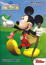 Disney Mickey Mouse Coloring Book ~ Sunny Days!