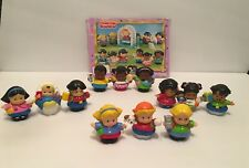 Little People Families In Your Neighborhood Hard To Find Good Used Condition