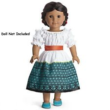 American Girl Josefina's Feast Outfit NIB NRFB Shoes Ribbons Doll Not Included