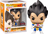 Vegeta Over 9000! Dragon Ball Z Funko Pop Vinyl New in Box