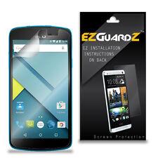4X EZguardz LCD Screen Protector Skin Cover Shield HD 4X For BLU Studio X Plus