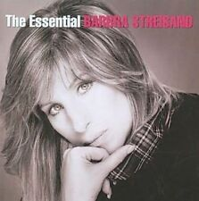 Barbra Streisand The Essential Best of Greatest Hits 2 CD - Like