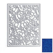 Rose Flower Frame Cutting Dies Stencil DIY Scrapbooking Album Card Embossing