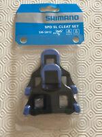 SHIMANO Set SPD-SL SM-SH12 cales pédales vélo