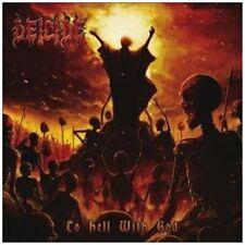 Deicide-to Hell with God LTD EDITION CD NUOVO OVP