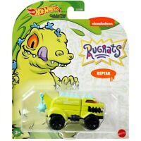 🔥Hot Wheels RUGRATS REPTAR Character Cars Die-Cast Car Nickelodeon Mattel NEW!
