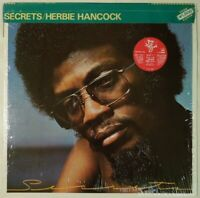 Herbie Hancock Secrets CBS/Sony 18AP 2185 OBI JAPAN VINYL LP JAZZ