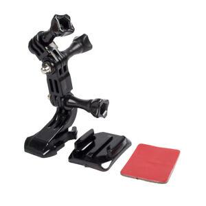 Helmet Side Mount Base Kits Camera Accessories for GoPro Hero Sports Camera