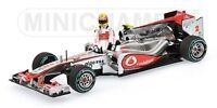 MINICHAMPS 074372 104322 124374 McLAREN MERCEDES model F1 cars L Hamilton 1:43rd