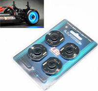 1/10 Rc Drift Car Blue Wheel Led Lights For Yokomo Mst Sakura Tamiya Hpi