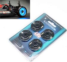 1/10 Rc Drift Car Blue Wheel Led Lights For Yokomo Mst Sakura Tamiya Hpi