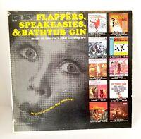 Flappers Speakeasies & Bathtub Gin LP Mono EUC