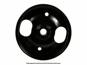 For 1997-2004 Chevrolet Corvette Power Steering Pump Pulley AC Delco 81672NM