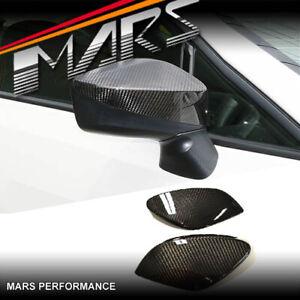 Real Carbon Fibre Mirror Cover for Toyota 86 GT GTS & Subaru BRZ & Scion FR-S