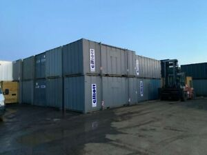 20ft x 8ft Shipping Container / 21ft x 8ft Storage Container ( Bristol )