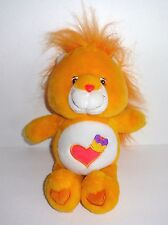 "Care Bears Cousins BRAVE HEART LION Plush 13"" Bear P80"