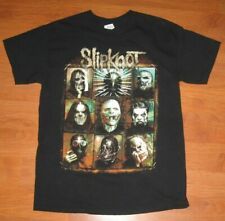 Slipknot T SHIRT Summer's Last Stand Tour 2015 pre-owned SIZE Medium ADULT