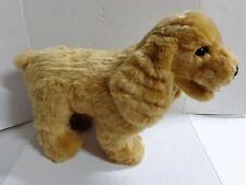 """Douglas Cuddle Toys Cocker Spaniel Dog Plush 18"""" L 16"""" H"""